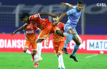ISL 2021 PLAYOFFS - FC Goa dominate but get held to draw by Mumbai City in first leg semi