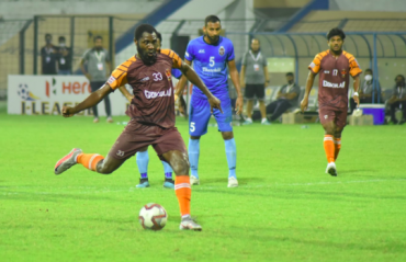 I-League -- Gokulam Kerala FC tame toppers Churchill Brothers 0-3
