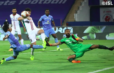 ISL Playoff FINAL -- Mumbai City win it all via late title clincher goal, Mohun Bagan lose 2-1