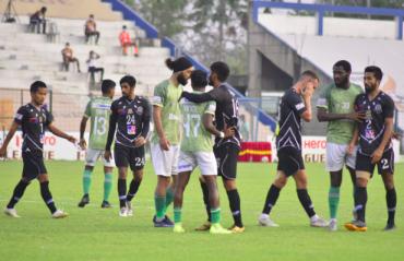 I-League 2021 -- Gokulam Kerala emerge as title race frontrunners with win over Mohammedan