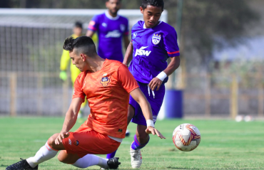 HIGHLIGHTS -- Bengaluru FC vs FC Goa -- Friendly match at GMC Stadium