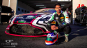 Akhil Rabinra begins European GT4 championship campaign today