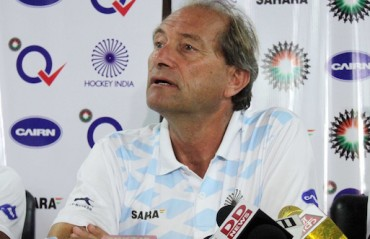 Indian hockey going in right direction after New Zealand win: Oltmans