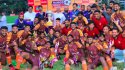 I-League champions Gokulam Kerala FC victorious in the Kerala Premier League
