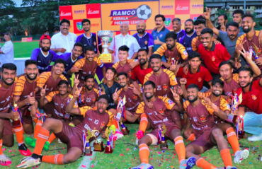I-League champions Gokulam Kerala FC victorious in the Kerala Premier League