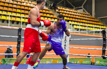 Olympic bound Amit, Vikas & Ashish to compete at Asian Boxing Championships