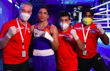 India assured of 12 medals at ASBC Asian Boxing Championships