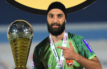 I-League -- Sharif Mukhammad to stay at Gokulam Kerala FC