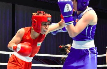 WATCH - Pooja Rani wins gold at Asian Boxing Championships, Mary Kom and others settle for silver