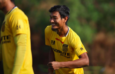 #TFGInterview: Halicharan Narzary eyes new heights at Hyderabad FC after a decade in senior football