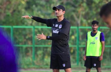 Bengaluru FC extend coach Naushad Moosa's contract till 2023-24