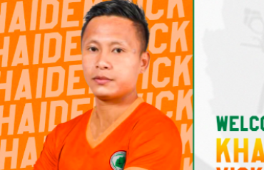 I-League 2021 -- NEROCA sign Khaidem Vicky Meitei from local rivals TRAU