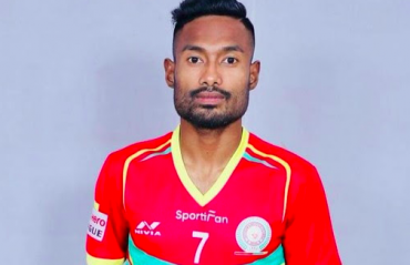 Khungdongbam Krishnananda Singh joins Gokulam Kerala FC