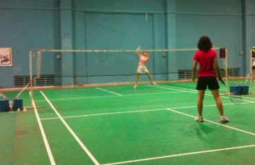 Domestic badminton returns for the first time since COVID-19 hit India