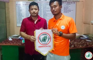 Thakhellabam Deepak Singh leaves NEROCA for Gokulam Kerala FC