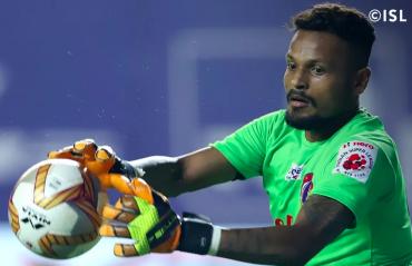 ISL 2021 -- Debjit Majumder leaves East Bengal for Chennaiyin FC