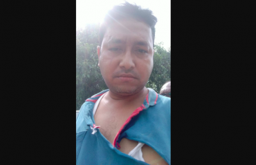 East Bengal Fan Protests -- Supporter who was assaulted by pro-official crowd speaks out
