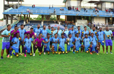 2nd Division Qualifiers Delhi: Indian Air Force beat Delhi FC in penalties at thrilling final