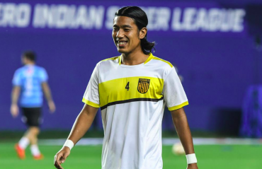 Chinglensana extends Hyderabad FC stint with a 4 year deal