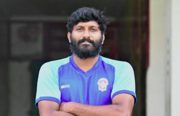 I-League 2021 -- Gokulam Kerala FC sign Charles Andandraj Lourdusamy