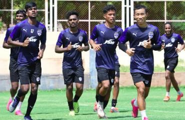 Bengaluru FC announce Durand Cup squad, reach Kolkata for campaign