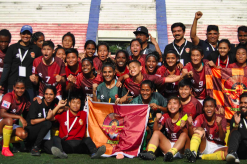 Gokulam Kerala FC request AIFF to release women's national team players for AFC campaign