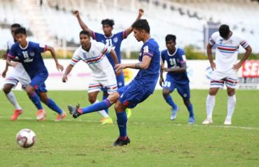 Durand Cup 2021 -- Bengaluru FC fight back to beat Indian Navy 5-3, earn quarter final spot
