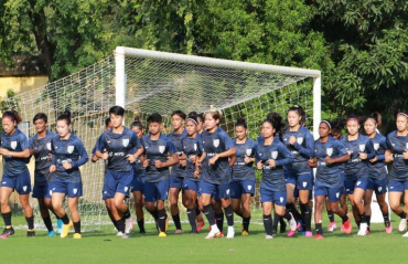 Indian women's team lose to Tunisia in second friendly of tour