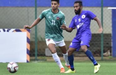 I-League Qualifiers -- Kenkre upset Kerala United in second half