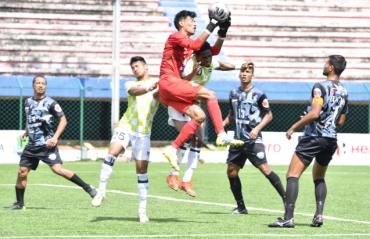 Delhi FC decimate ARA 3-0 in I-League qualifier debut