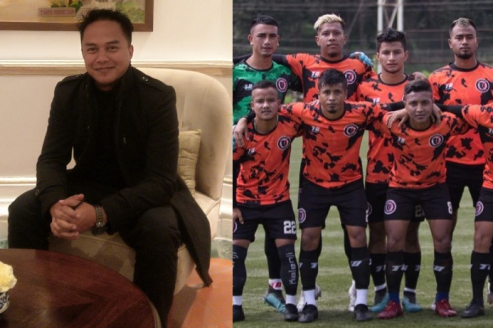 #TFGInterview -- Ryntih SC General Secretary Manbha K Khongwir on the club's I-League quest, future plans in youth & women's football