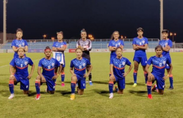 Indian women's team thoroughly dominates Bahrain in 5-0 victory at international friendly