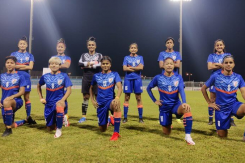 Indian women's football team defeat 40th ranked Chinese Taipei in friendly