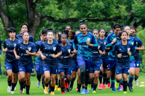 WATCH -- Indian women's national team suffer a close loss to Hammarby Fotboll