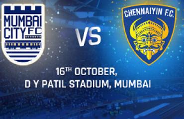 Mumbai aim for season's first win against Chennaiyin amidst home support