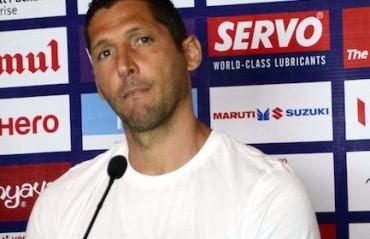 Proud of my team's performance: Chennaiyin coach Materazzi