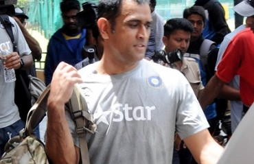 Domestic Duty: Dhoni to play limited-over local cricket to stay fit ahead of World T20