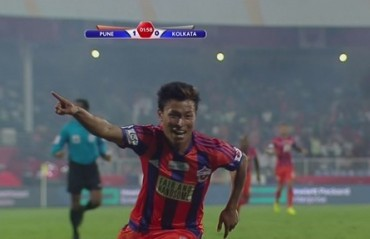 Half Time Report: Attacking Pune have ATK on the run; lead with fastest goal this season