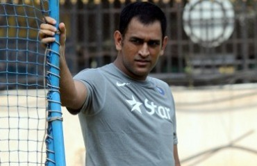 Wicket getting low and slow made our chase difficult: Dhoni