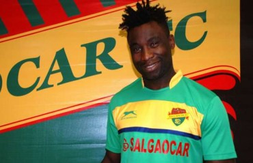 Salgaocar sign Cameroonian striker Mbarga, plot strong comeback in the I-League