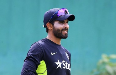 Determined to make a national comeback, Jadeja played in district-level games
