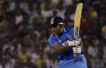 Dhoni climbs two places in latest ODI rankings