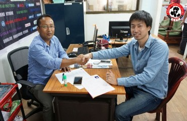 Aizawl FC sign Yuta Kinowaki to build strong team for I-League debut