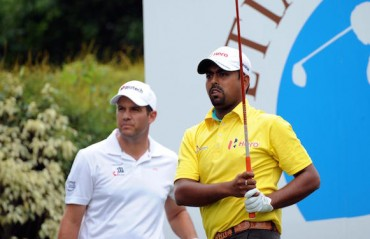 Lahiri tied 33rd, Chawrasia joint 63rd in CIMB Classic