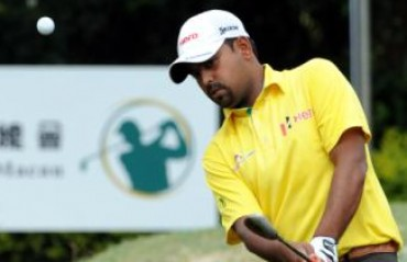 Lahiri cards 67 to be tied 21st at CIMB Classic
