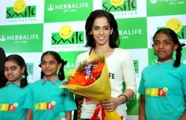 Encourage women to take up sports professionally: Saina Nehwal