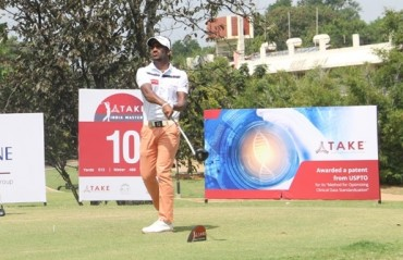 Golfer Chikka retains India Masters title