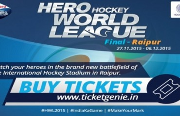 Ticket sales start for HWL Final in Raipur; prices start from Rs 50