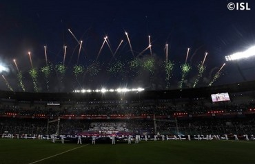 SUNBURNT TERRACE: ISL has provided the fireworks, but where is the patience