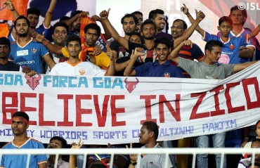 Zico wants #OneLeague, is happy to have just 4 foreigners in the team